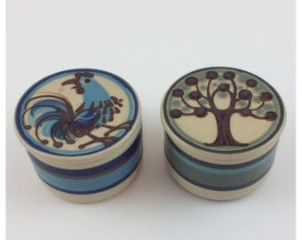 Lidded bowl from Heerwagen