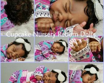 AA Reborn Baby Girl Ava