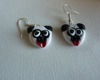 Earing Panda - Panda earrings