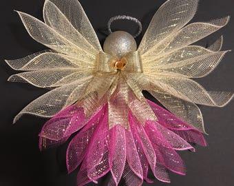 Deco Mesh Angel