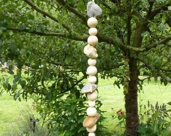 Garden decoration chain chicken God