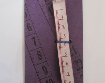 woven cloth sewing tape measure