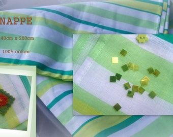 LARGE TABLECLOTH SPRING + GIFT!