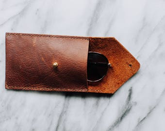 Sunglasses Pouch // Anything Pocket