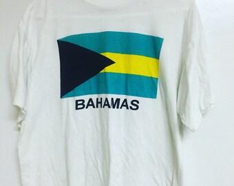 Vintage 80's Bahamas Tee