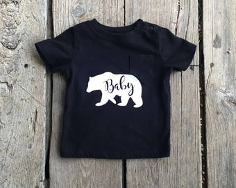 Baby Bear Tshirt