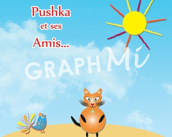 """Book """"Pushka and his friends"""" volume 2"""
