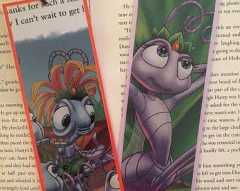 A Bugs Life Disney/Pixar Bookmarks