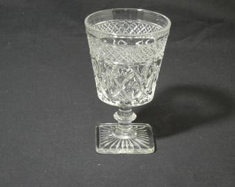 Imperial Cape Cod # 160 8 oz. Goblet