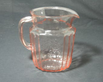 Mayfair Open Rose 37 oz Juice Pitcher