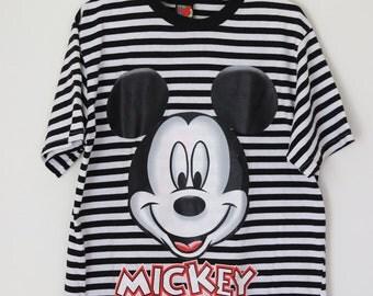 Vintage Mickey Mouse Disney T-shirt