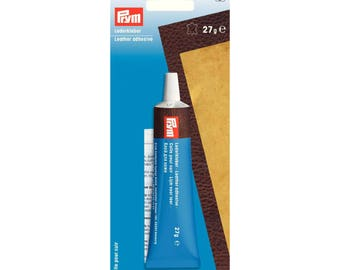 Glue to leather - Prym