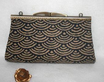 Kit for door clasp coin shaped rectangular 20 cm