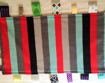 Snuggie Blankie, Baby or Toddler Cuddle Blanket