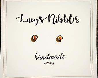 Handmade Sushi Earrings