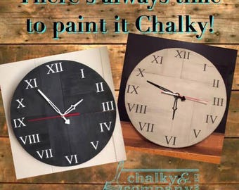 Timeless Clock Chalk Paint Kit