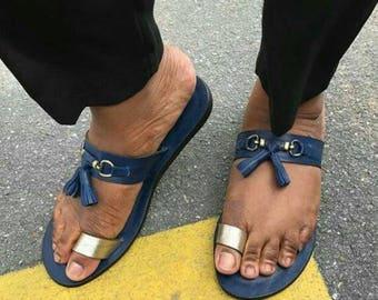 Fashionable Handmade Slippers