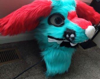 Dog Fursuit (+ art)