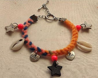 Bracelet Brazilian shells