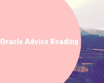 Oracle Advice Reading