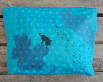 SALE- Screen printed bag