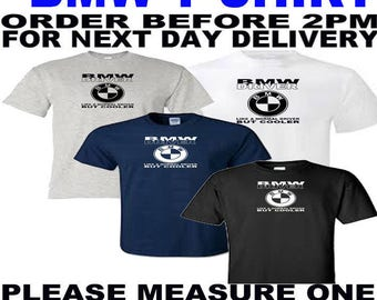 bmw driver t shirt all sizes upto 5xl free first class postage uk