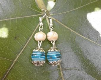 Sea style earring