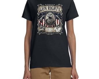 Protect our Gun Rights 2nd Amendment Women's T-shirt