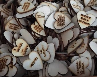 Personalized Favors