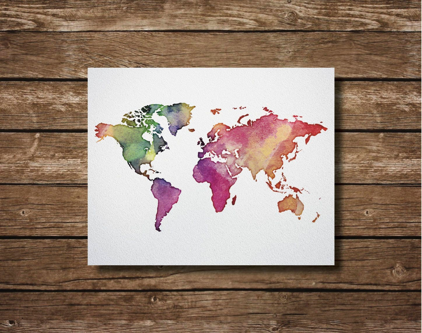 World map print explore print world map poster travel map world map print explore print world map poster travel map watercolor world gumiabroncs