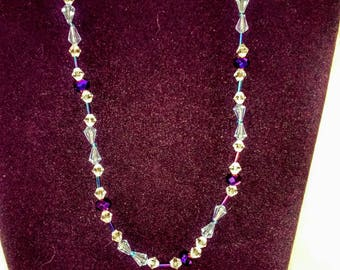 Purple blue beauty