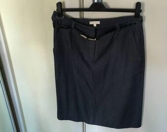 Denim skirt by Escada Sport