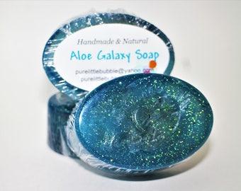Aloe Galaxy Soap