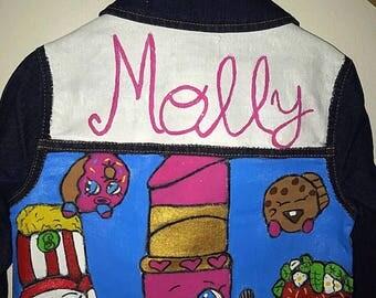 Shopkins jacket