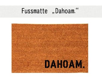 AT HOME. Coco - mat carpet door mat 40 x 60 cm