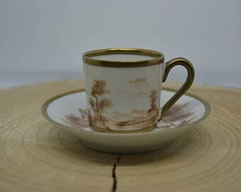 Cheerful Cup view-English China from Vista Alegre