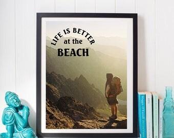 Travel Quote Prints, Travels, Travel Quotes Prints, Travel Print, Travel Prints, Travel Posters, Travel Poster, Quotes Print, Beach Prints