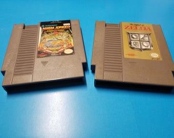 The Legend of Zelda Nintendo Nes 1987 + High Speed