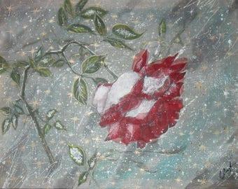 The rose to Gerda