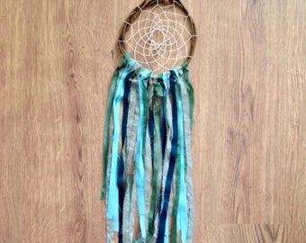 Handmade willow dreamcatcher