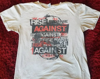 Rise Against Band Tee
