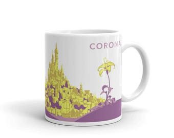 "Kingdom of Corona ""You Aren't Here"" Mug"