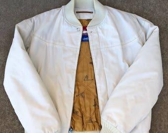 OG Vintage 80s 90s Catalina Varsity Jacket
