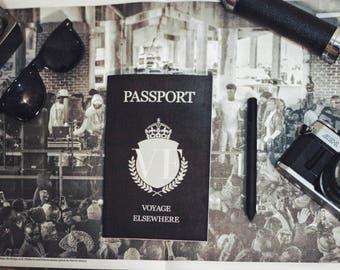 Passport Travel Journal