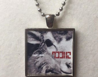 "LAY ""Sheep"" Necklace"