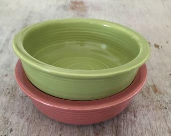 """Vintage Fiestaware Fruit Bowl 4 3/4"""""""