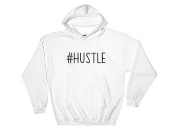 Hustle Hooded Sweatshirt