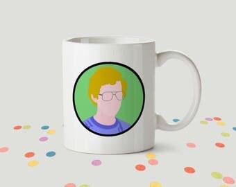 Napoleon Dynamite Ceramic Mug
