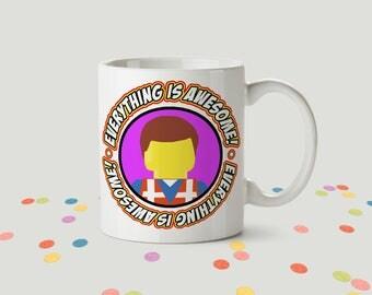 Everything is Awesome Ceramic Mug