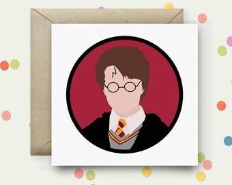 Magic Square Pop Art Card & Envelope